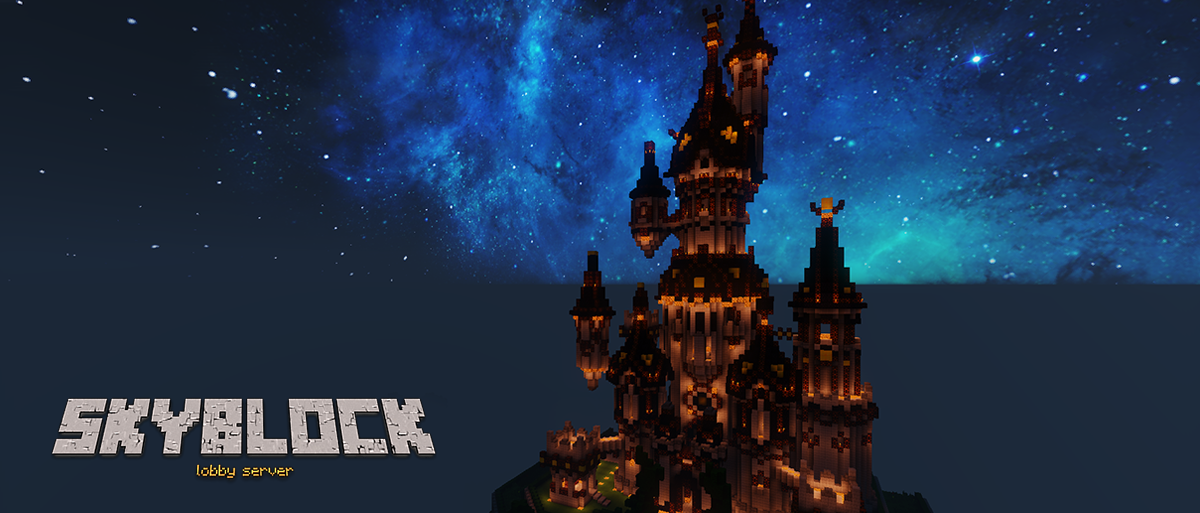 Permalink to: SkyBlock